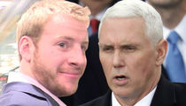 Carson Wentz Filling In For V.P. Mike Pence at National Prayer Event