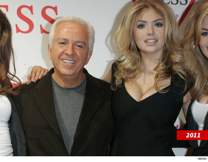 Kate Upton details alleged harassment by Guess co-founder Paul Marciano