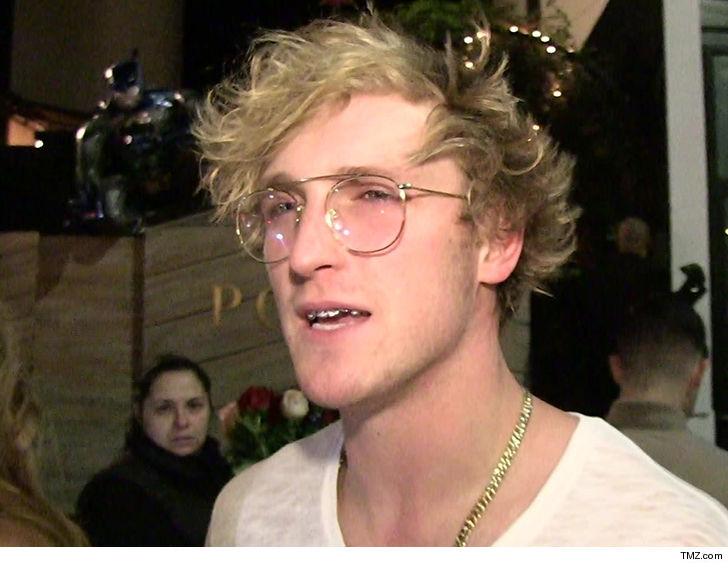 Logan Paul Makes Citizen's Arrest ... After Home Break