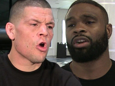 Nate Diaz to Tyron Woodley: I See You On TMZ, Let's Fight Already!