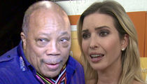 Quincy Jones Says He Used to Date Ivanka Trump