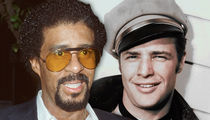 Richard Pryor's Widow Confirms He Slept with Marlon Brando