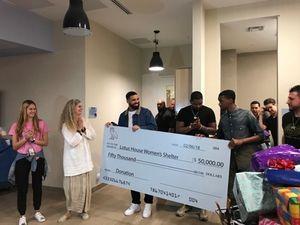 Drake Donates $50K To Lotus House Women's Shelter