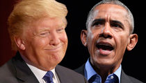 Donald Trump Boasts Higher Approval Rating Than Barack Obama