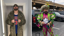 Eagles Stars Get Pimped Out for Super Bowl Parade!