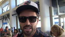 Brody Jenner Hasn't Met Kylie's Baby Yet, Hasn't Seen Kylie in Ages