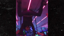 Steve Aoki Holds First Rave in Zero Gravity