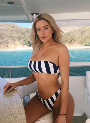 Anastasia Karanikolaou's Mexico Vacation