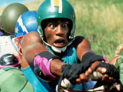 Derice in 'Cool Runnings' 'Memba Him?!