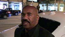 Steve Harvey Calls BS On Charity Lawsuit