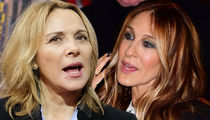 Kim Cattrall Attacks Sarah Jessica Parker, 'You Are Not My Friend'