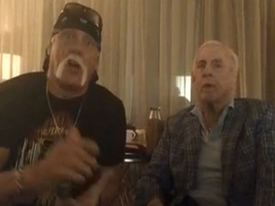 Hulk Hogan Says He's Ready for WWE Comeback, Ric Flair Approves