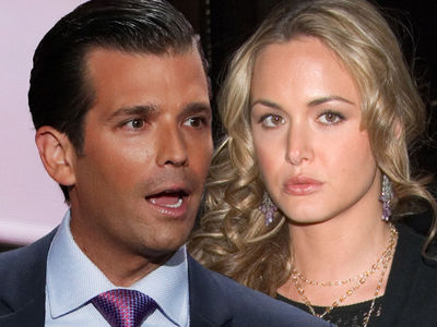 Donald Trump Jr.'s Wife Exposed to White Powder in Mailed Letter