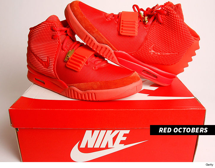 promo code 81d79 a6d9c Kanye West Refiles Trademark for Nike's Air Yeezy 2 'Red ...