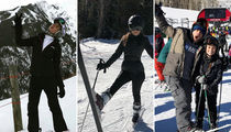 Celeb Ski Bums -- Gear Up for Gold!