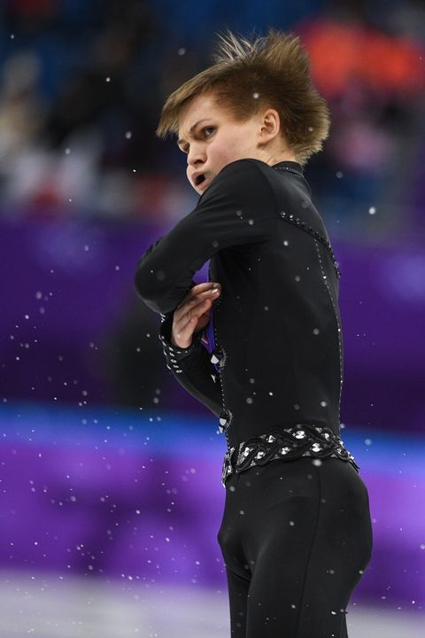 Mikhail Kolyada of Olympic Athlete from Russia