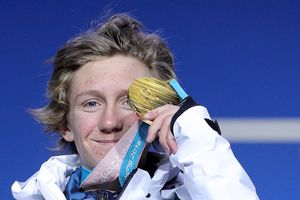Red Gerard Wins First U.S. Gold Medal