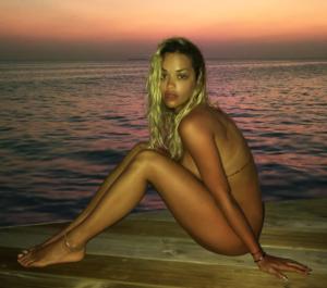 Rita Ora's NSFW Vacation