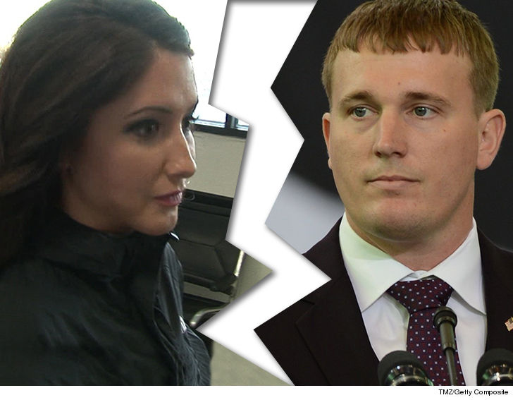 Bristol Palin's husband reportedly files for divorce, moves out of Texas home