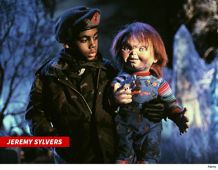 'Child's Play 3' Actor Jeremy Sylvers Charged with Assault, Joyriding in Mom's Car
