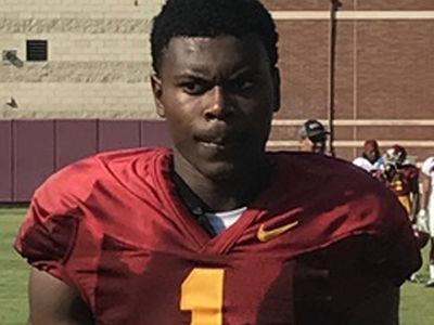 USC WR Joseph Lewis Arrested for Domestic Violence