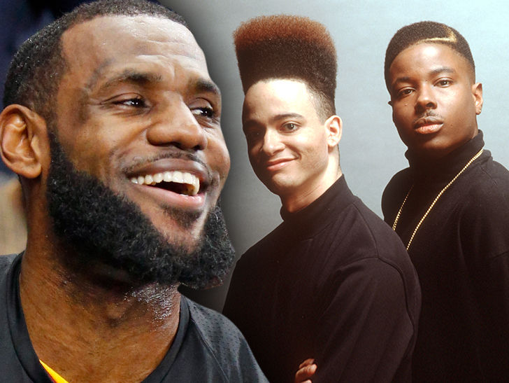 LeBron James Producing 'House Party' Remake