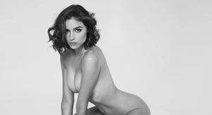 Olivia Culpo Goes Butt Naked For SI Swimsuit, Amendola Jealousy Ensues