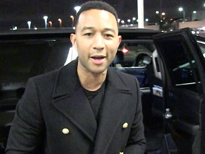 John Legend Says Stop Hating on Barack and Michelle Obama Portraits