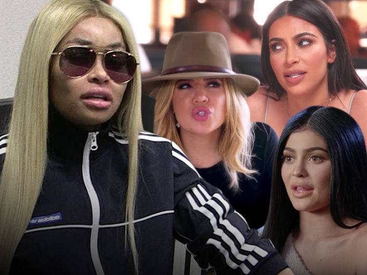 Kim Kardashian, Khloe and Kris Jenner Back as Defendants in Blac Chyna Lawsuit