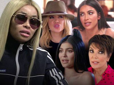 Khloe Kardashian and Kylie Jenner Back as Defendants in Blac Chyna Lawsuit