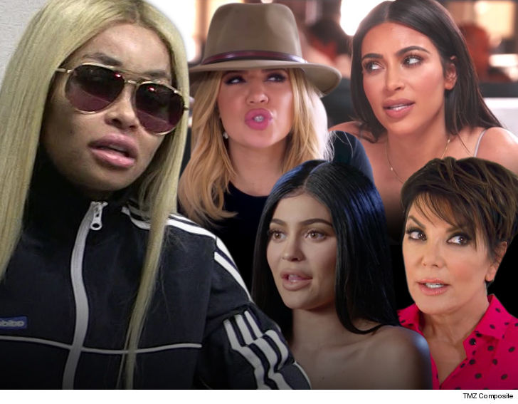 Khloe and Kylie Back as Defendants In Blac Chyna Lawsuit