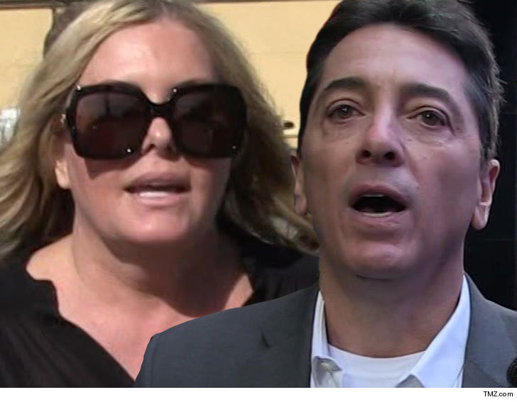 Scott Baio Labels Himself Victim Of