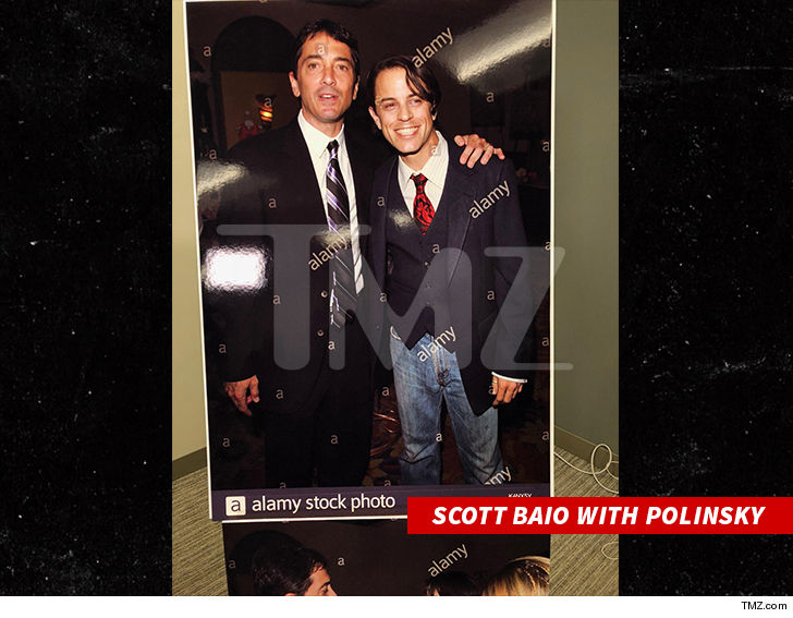 Scott Baio abuse claims: Actor Alexander Polinsky to speak out about sexual harassment, abuse