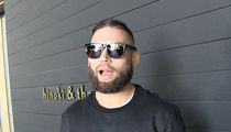UFC's Jeremy Stephens: Chuck Liddell is Done, 'Stay Retired!'
