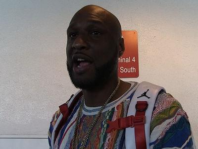 Lamar Odom Tells Johnny Manziel the Key to Sobriety