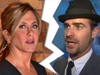 Jennifer Aniston & Justin Theroux Separate and Divorce Looms