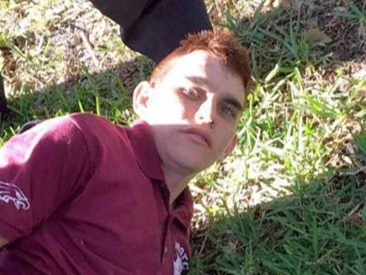 Florida school shooting suspect Nikolas Cruz appears to practice with BB gun