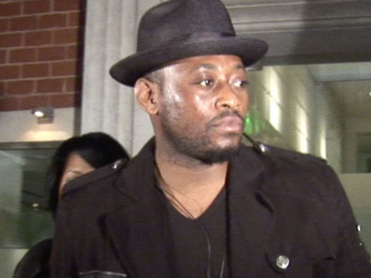 Omar Epps Sued for Assault and Battery by 'Shooter' Actress for Action Scene Gone Awry