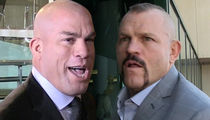 Tito Ortiz Calls BS on Chuck Liddell: I Asked to Fight You, UFC Said You Can't