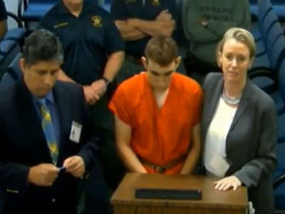 Alleged Shooter Nikolas Cruz Appears in Court Day After Mass Shooting (UPDATE)
