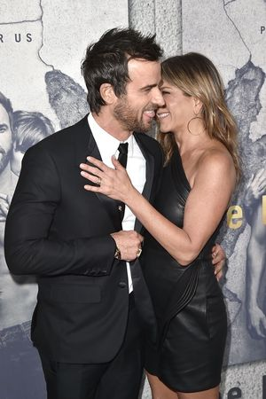 Jennifer Aniston and Justin Theroux Before The Split
