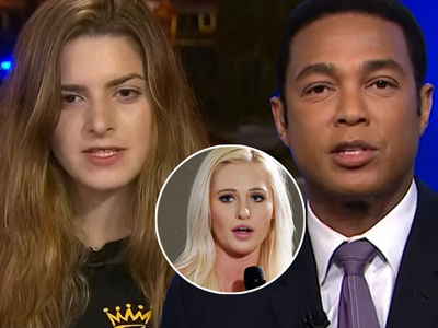 Parkland Florida Shooting Survivor, Don Lemon SHUT DOWN 'Opportunist' Tomi Lahren
