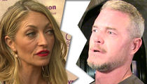 Rebecca Gayheart -- Files for Divorce from Eric Dane