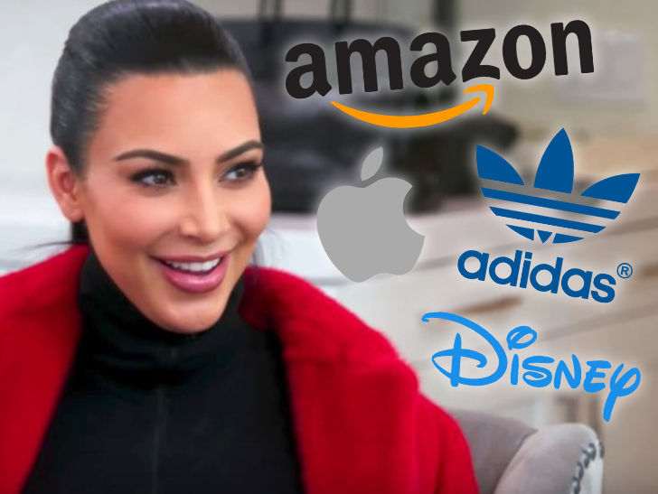 Kim Kardashian's Christmas Stocks from Kanye Have Already Netted Her a Fortune