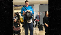 NBA's Timofey Mozgov Blows $1,300 On Gucci Fanny Pack