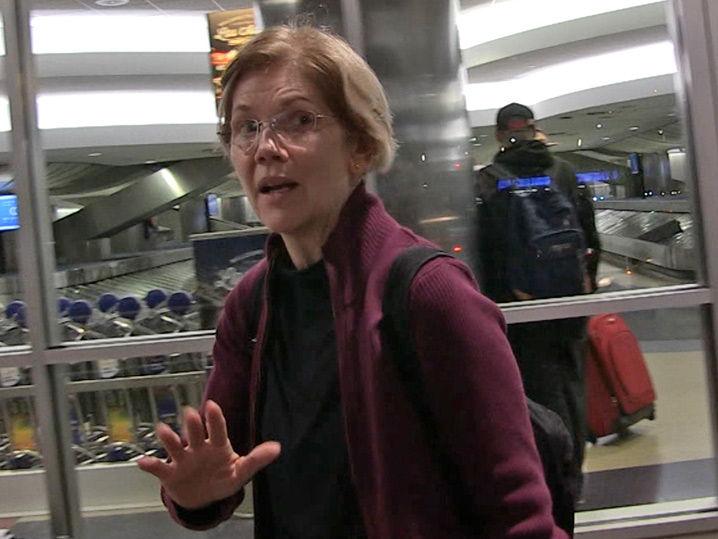 Elizabeth Warren Says the NRA Owns Congress