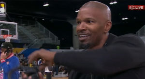 Jamie Foxx Ends ESPN Interview Over Katie Holmes Question