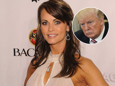 Trump Faces ANOTHER Sex Scandal -- 6 Juiciest Details About Alleged Playmate Affair