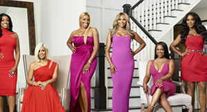 'RHOA' Star Faked Scene to Save Her Bravo Job