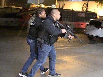 NBA All-Star Weekend Concert Derailed After Man Brandished a Gun